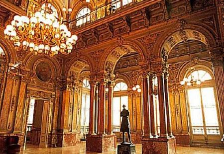 Catania Teatro Bellini Foyer