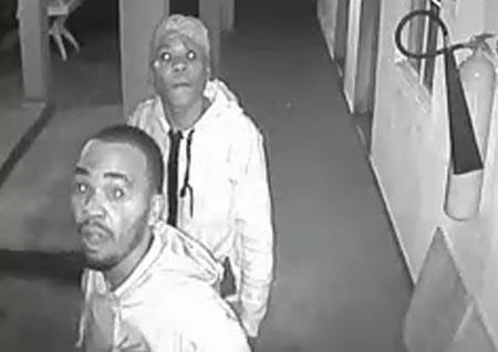 Suspects Antigay Attack