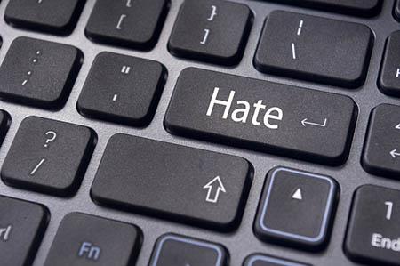Hate Speech Teclado