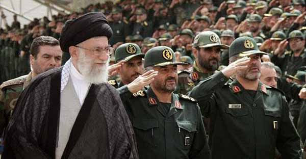 Iran Khamenei Pasdaran
