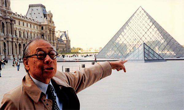 Morto a 102 anni l'architetto Pei: disegnò la Piramide del Louvre