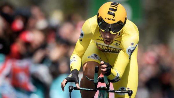Lo sloveno Roglic vince la tappa d'apertura del Giro d'Italia