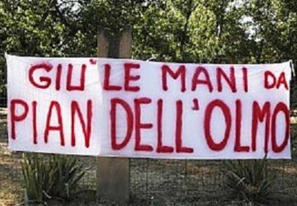 La Regione dà il primo ok a Pian Dell'Olmo. Conferenza Servizi e Sit-In di protesta lunedì 24 giugno