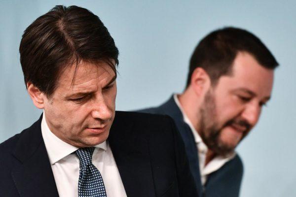 Ma il discorso di Conte con attacco a Salvini non ha convinto