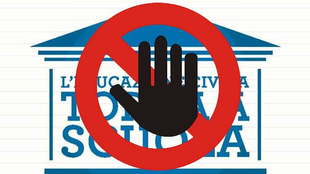 """Educazione Civica rimandata al nuovo anno come se non servisse. Governo M5S/PD non doveva essere """"prioritaria""""?"""