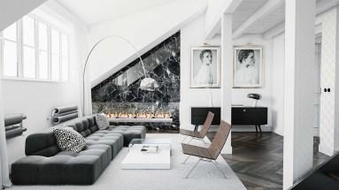 Arredamento soggiorno moderno