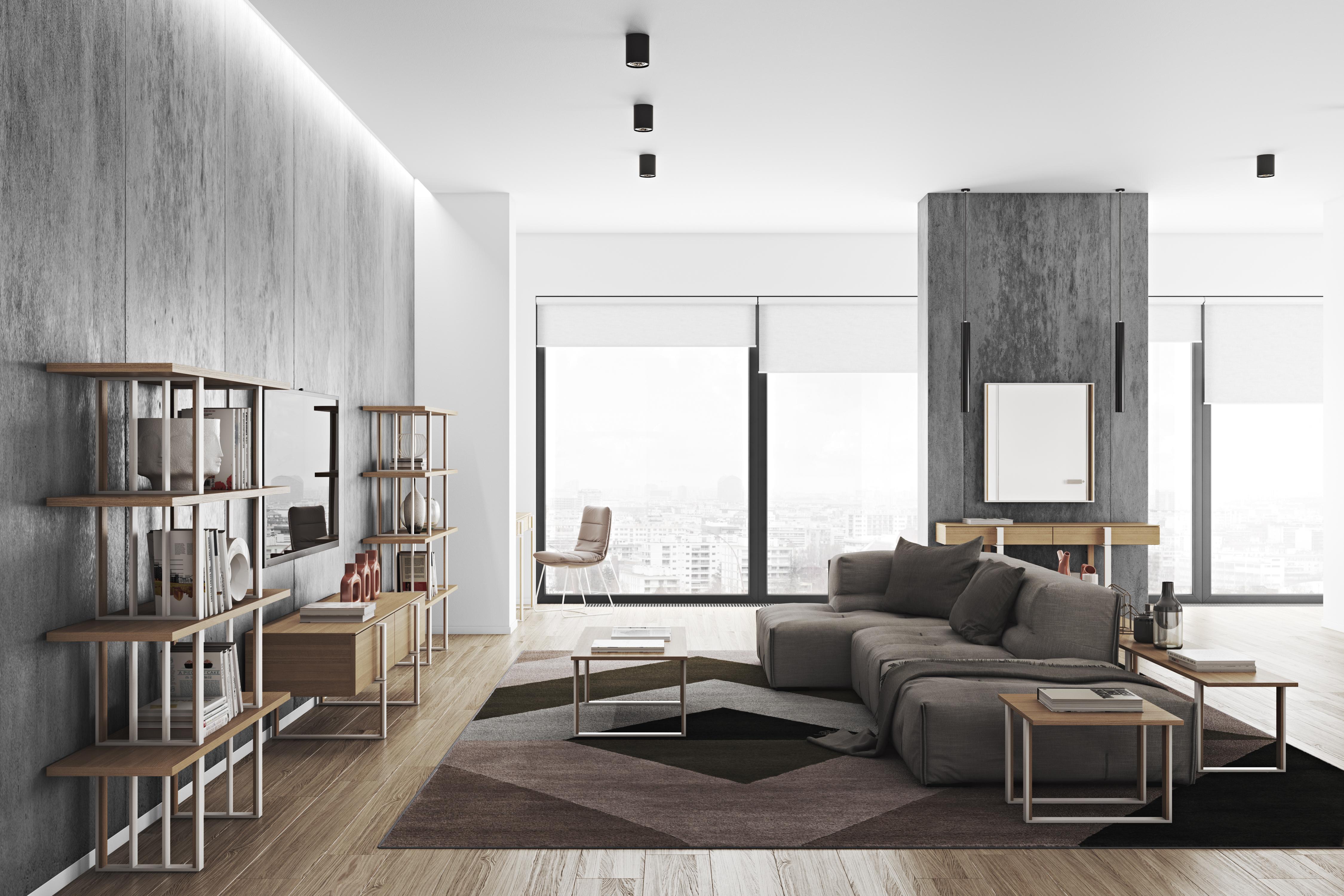 Arredamento soggiorno moderno design consigli e idee per la zona living