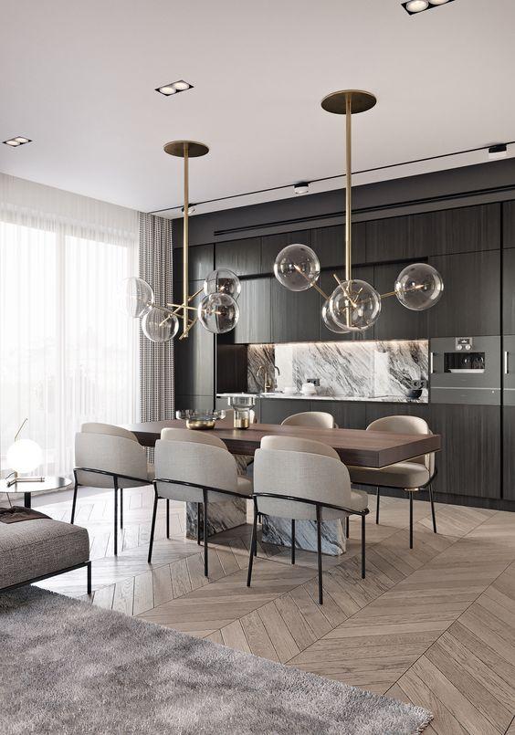 Arredamento Moderno Casa Open Space