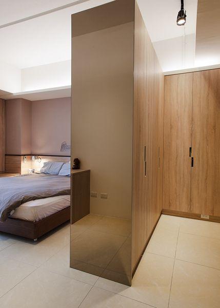 Progettare una cabina armadio in camera da letto