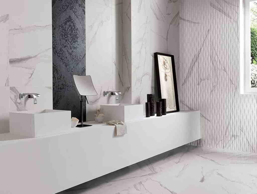 Scegliere i Rivestimenti Bagno marmo