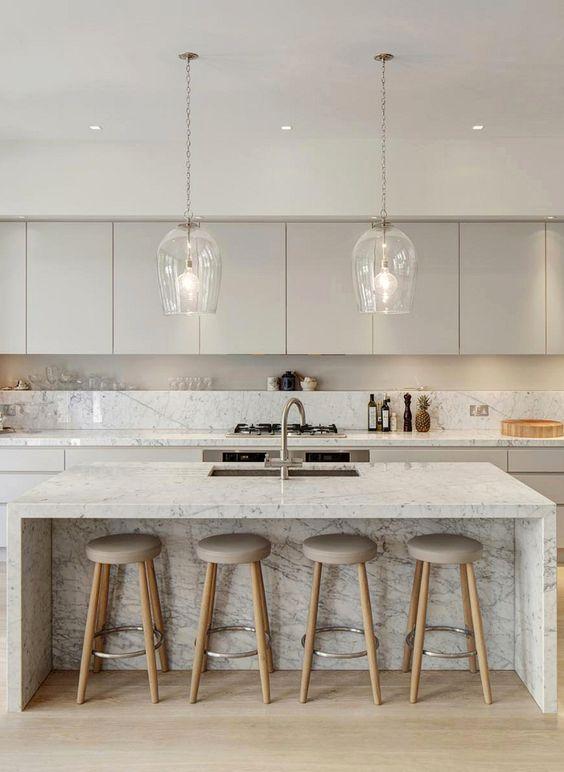 Come arredare una cucina moderna: idee arredamento di ...