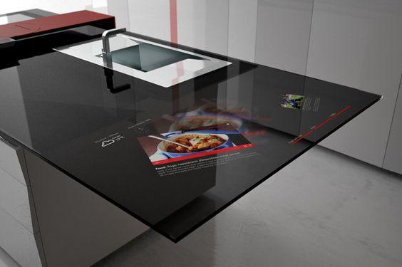 Come arredare una cucina moderna spettacolare
