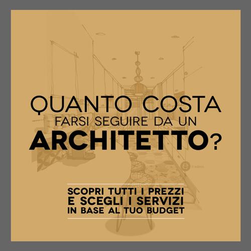 Costo servizi architetto Gaia Miacola