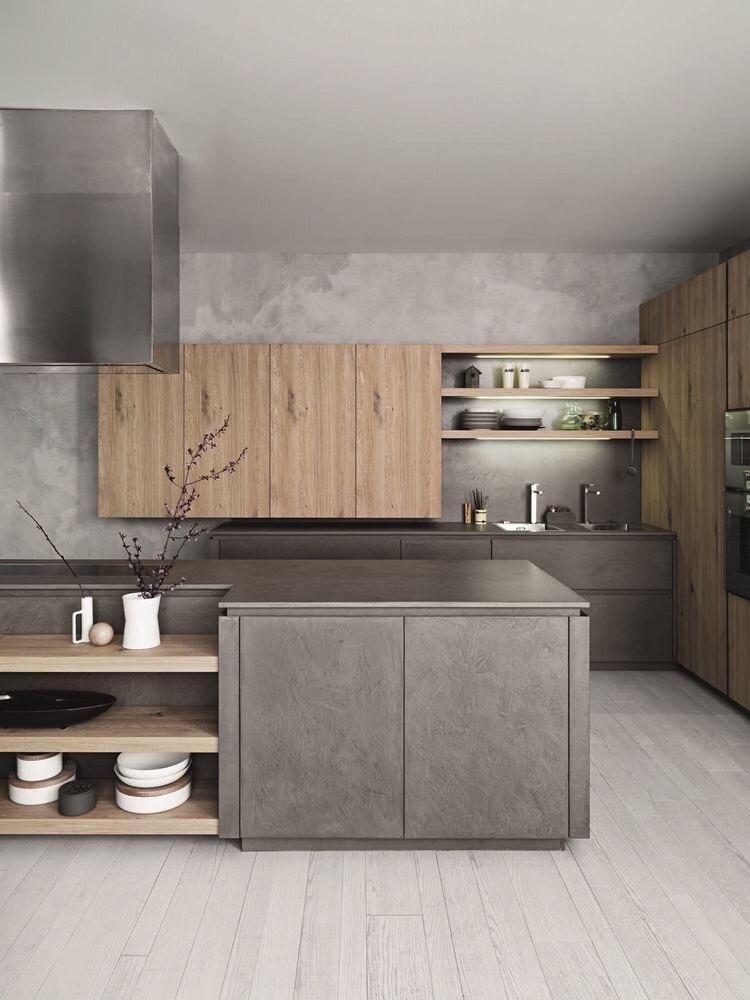 Cucina Moderna Gennaio 2020.Tendenze Arredamento Cucina 2019 Stili E Novita