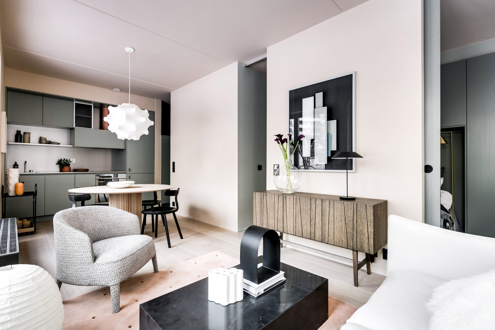 Arredare case piccole di 40 o 50 mq progetti e idee per for Idee per arredare un ufficio