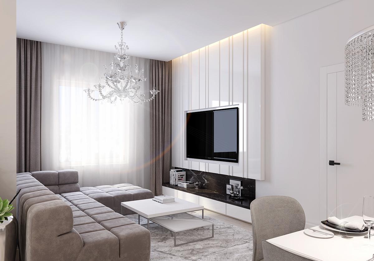 La scelta dei mobili per il salotto classico è come sempre personale. Arredamento Classico Contemporaneo Guida Allo Stile Piu Elegante