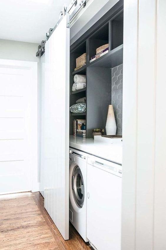 Idea armadio lavanderia