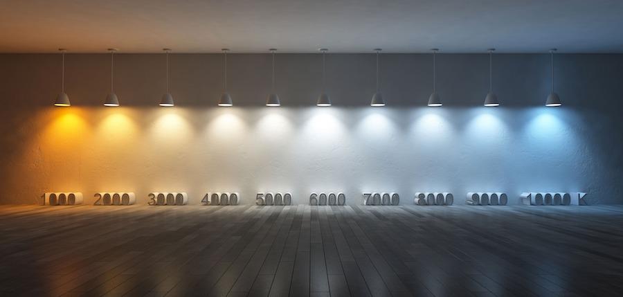 Illuminare l'open space
