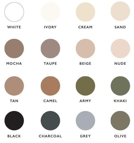 Personalizza il tuo ambiente coordinando i colori delle pareti e dei complementi d'arredo, come lampade, tende e cuscini. Arredare Con I Colori Neutri 5 Idee Per Ambienti Con Personalita