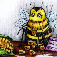 Bienensterben in Leverkusen 30.03.2014 & 01.04.2014 Update 15.04.2014