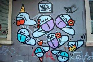 graffity corona geist