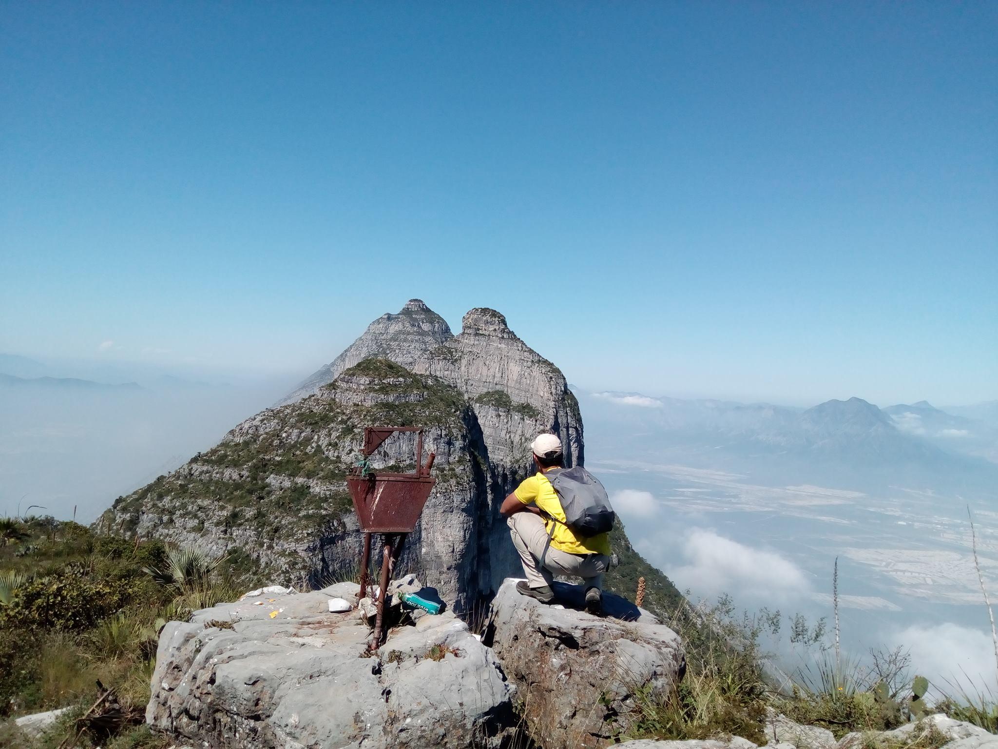 Cerro de las mitras Pico Perico  Gaia Xtreme Mxico