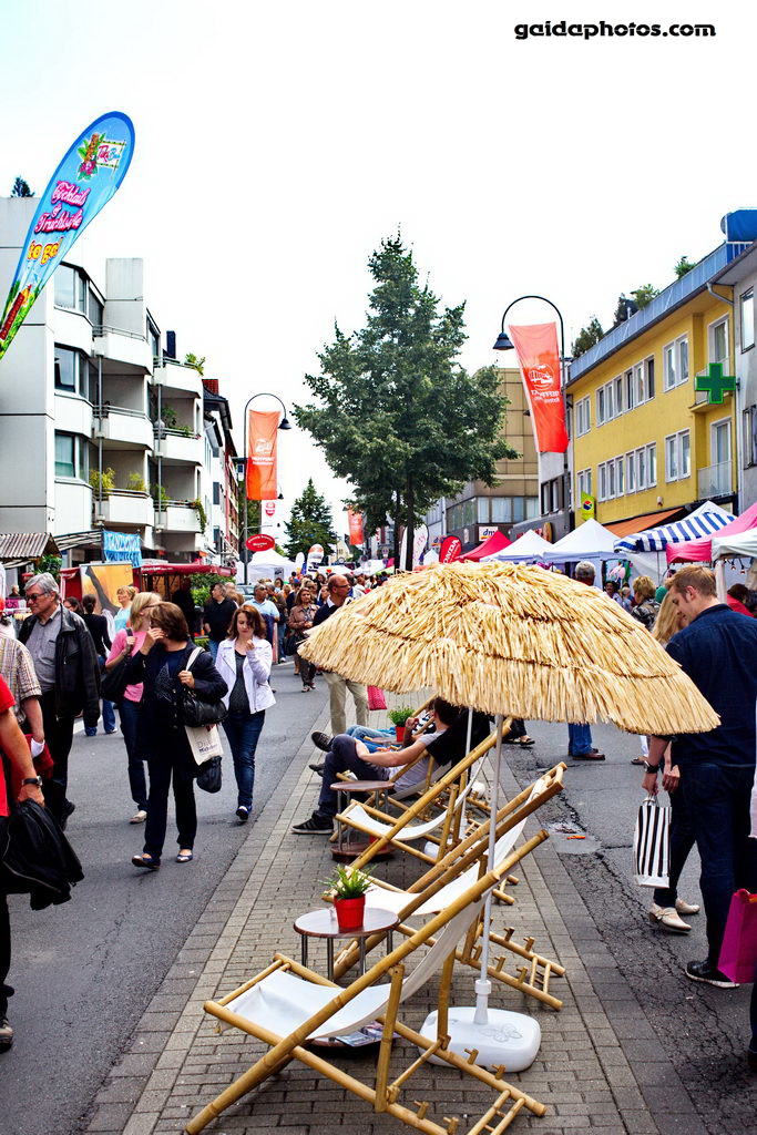 Sommerfest 2014 in Köln Rodenkirchen