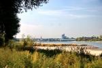Köln Rodenkirchen Rheinufer