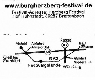 Traditional Hippie Convention - Burg Herzberg Festival 2009