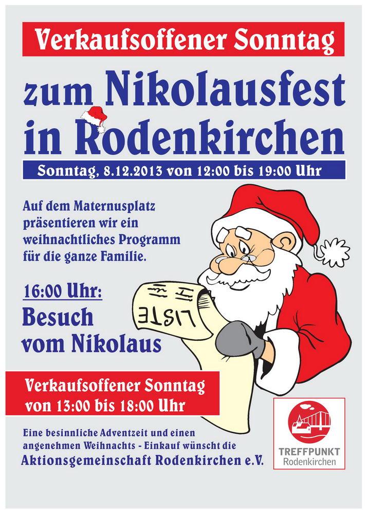 Nikolausfest,