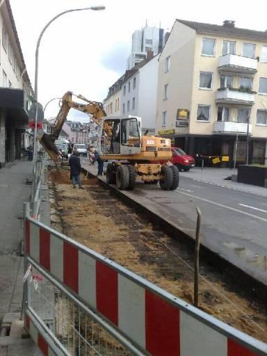 Verkehrschaos-Köln-Rodenkirchen