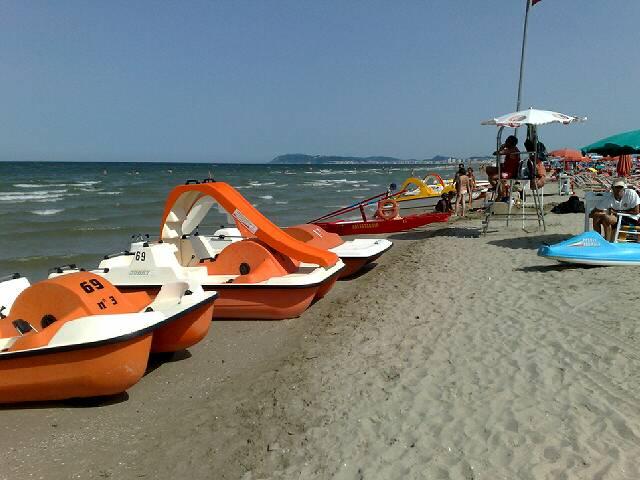 Adria - Strand - Urlaub