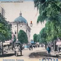 Postkarten aus Japan von 1904