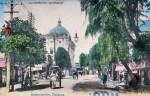 Japan - Yokohama - Hauptstrasse ca. 1900