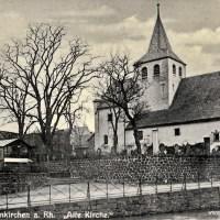 Köln-Rodenkirchen vor 110 Jahren in historischen Postkarten
