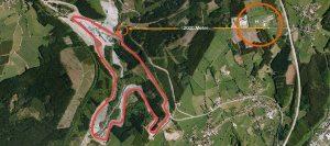 F1 Hotel-Camp für GP von Belgien: Innovativ, ungewöhnlich und sehr empfehlenswert