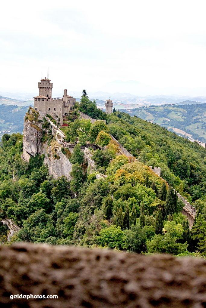 San Marino - Prima Torre - La Rocca