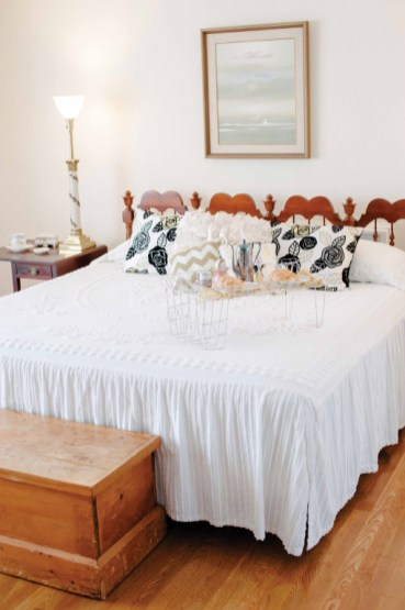 Bedroom at the house at Gaie Lea