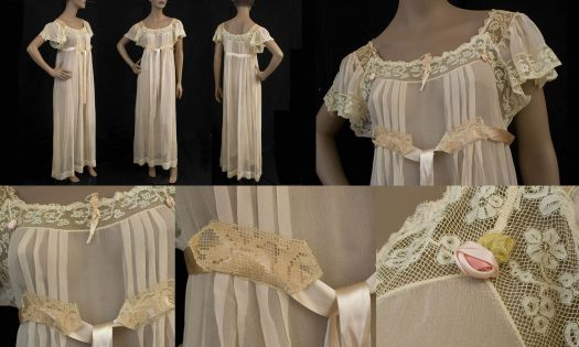 Edwardian Night Chemise