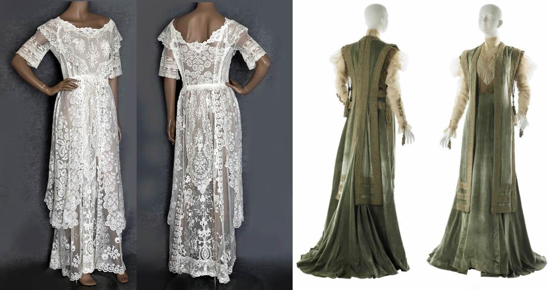 1908 Ladies Clothing Fashions - Part 3 - Gail Brinson Ivey