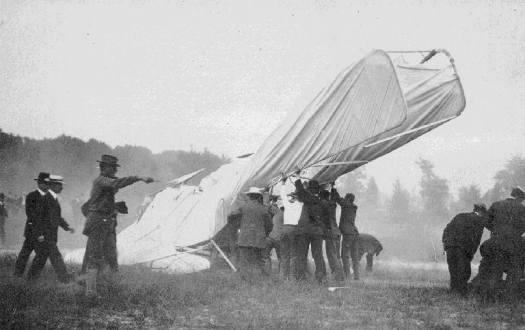 Fort Myer Crash