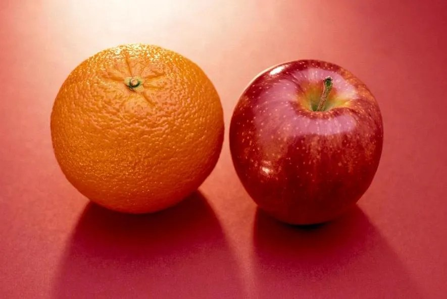 Comparison:  The Thief of Joy