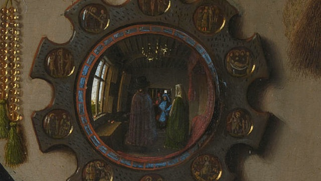 an analysis of the artwork giovanni arnolfini and his bride Ap art history chapter 20 study guide the guild also inspected his paintings to ensure that he used quality materials and to evaluate workmanship 9 what is the probable purpose of the painting giovanni arnolfini and his bride.