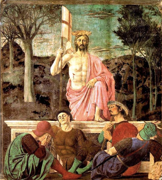 The Depiction Of The Resurrection Of Christ In Paintings