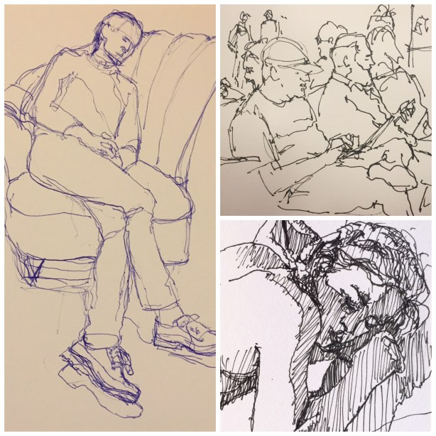 Daily Sketches: Figures