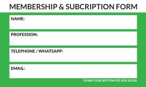 GCA membership form