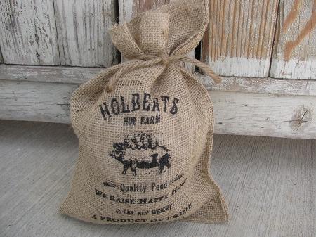 primitive kitchen cabinets home depot painting farm fresh burlap holberts hog feed sack