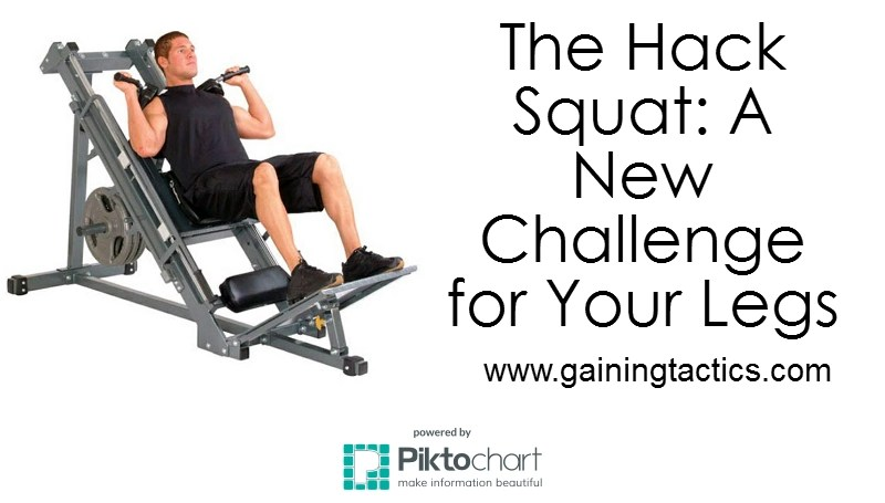 The Hack Squat: A New Challenge for Your Legs