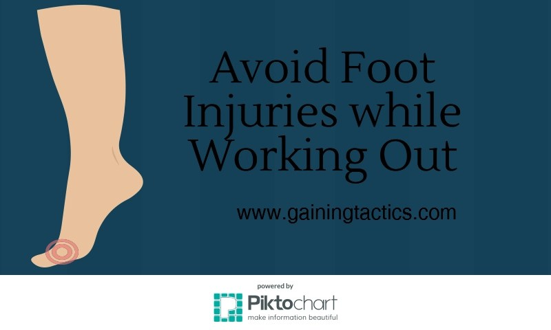 Avoiding Injuries To Feet When Working Out
