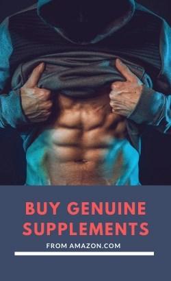 buy genuine supplements